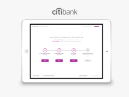 Citibank | Financial App