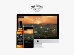 Jack Daniels | Beverage Website