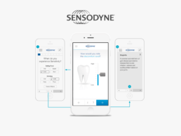 Sensodyne | FMCG Website