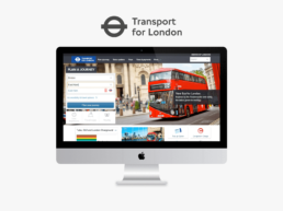 Transport for London | Transport Responsive Website