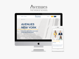 Avenues | School Website