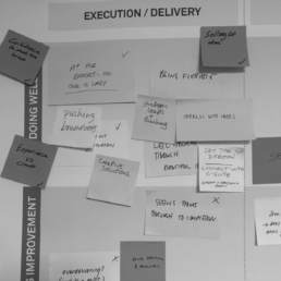 Experience Strategy | Execution Delivery Ideation