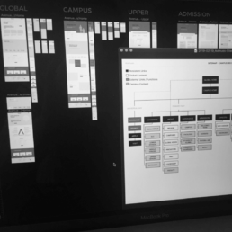 Product Design | Mobile Desktop Prototyping Screens