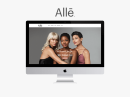 Allē | Aesthetic Treatments Email + Design System