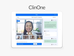 ClinOne | Healthcare Clinical Trial SaaS App