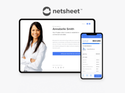 NetSheet | Real Estate SaaS App